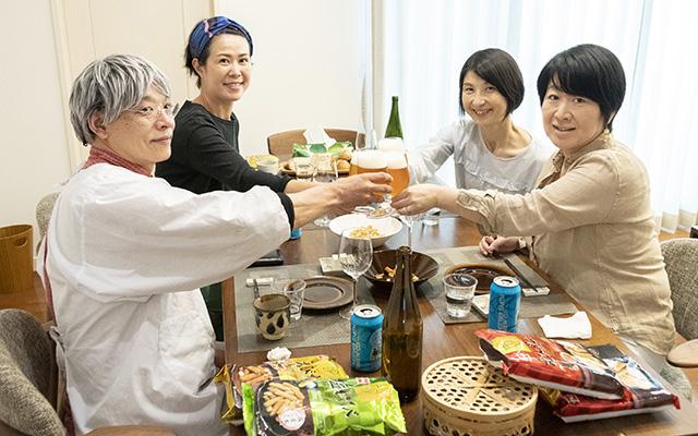ぽり談:vol.6 料理研究家