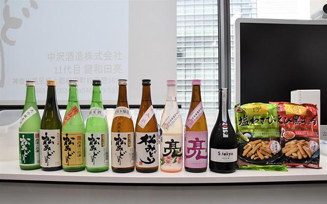 「第3回 日本酒 × 蔵元 andparty」にお邪魔しました!